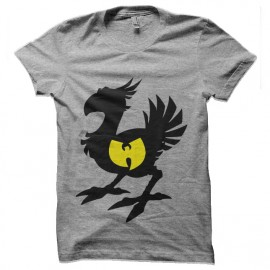 tee shirt chocobo wu tang clan