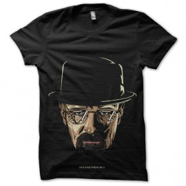 tee shirt heinsenberg breaking bad vectoriel