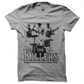 tee shirt the killers destructeurs en masse