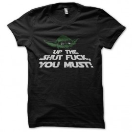 tee shirt master yoda rules
