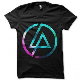 tee shirt linkin park logo Chester Bennington