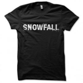 tee shirt snowfall