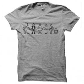 tee shirt star wars pictogramme