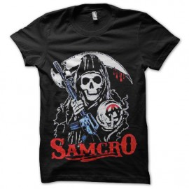 tee shirt samcro sons of anarchy vintage