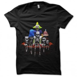 tee shirt les simpsons krusty horror show