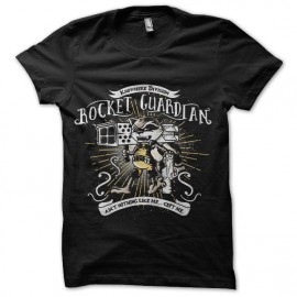 tee shirt rocket guardiens de la galaxie