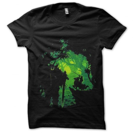 tee shirt bad paladin heroic fantasy