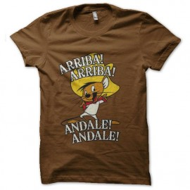 tee shirt speedy gonzales andale