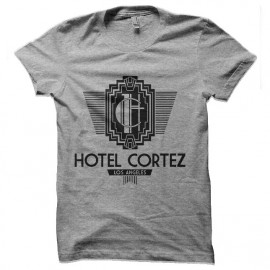 tee shirt hotel cortez los angeles ahs