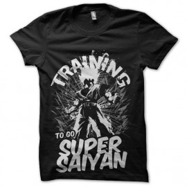 super sayan dragon ball tee shirt