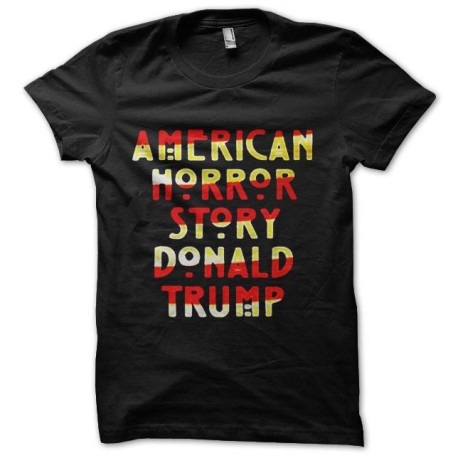 tee shirt american horror story donald trump