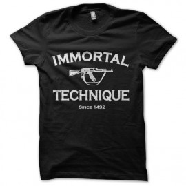 tee shirt immortal technique