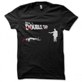 tee shirt zombieland rule2 double tap