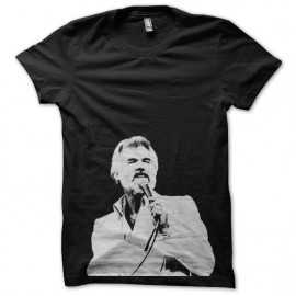tee shirt kenny rogers trame country