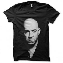 tee shirt vince diesel portrait