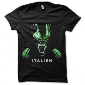 tee shirt alien est italien