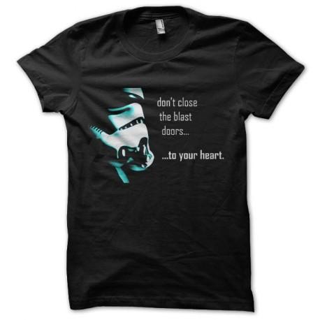 tee shirt stormtrooper blaster star wras