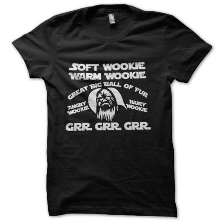 tee shirt wookie grr contest star wars