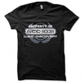 tee shirt star trek discovery uss ncc 1031