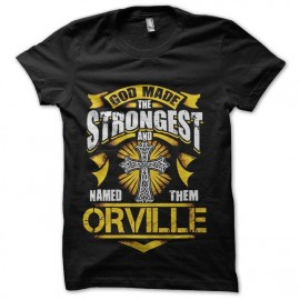 tee shirt the orville strongest