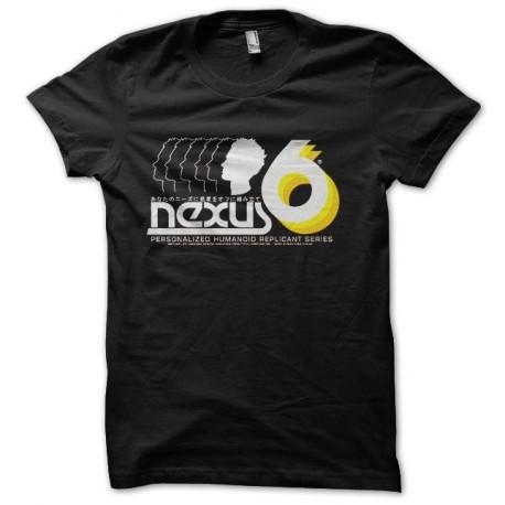 tee shirt nexus 6 blade runner repliquant