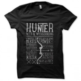 tee shirt warcraft hunter