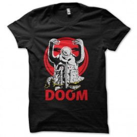 tee shirt conan le barbare doom 6 bits