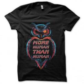 tee shirt more human than human