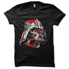 tee shirt dark vador vector star wars