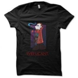 tee shirt weplicant parodie blade runner