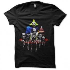 tee shirt simsons horror show halloween