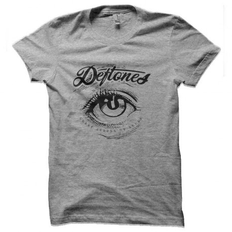 tee shirt deftones creep