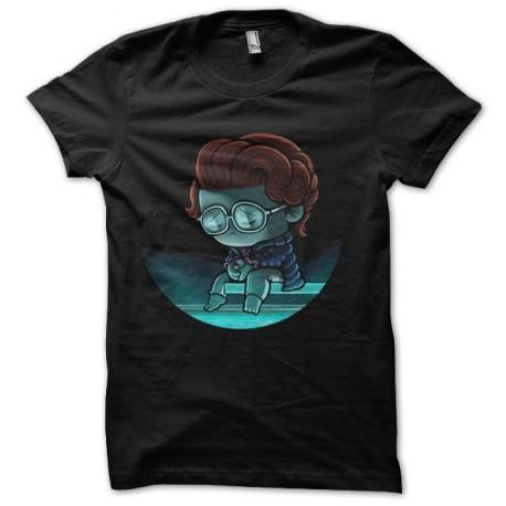 tee shirt geek triste