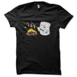 tee shirt la vengeance du chamalow