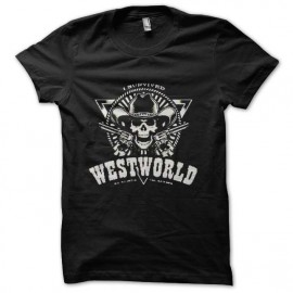 tee shirt i survived westworld