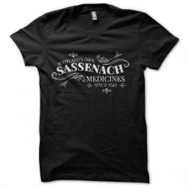 tee shirt outlander sassenach