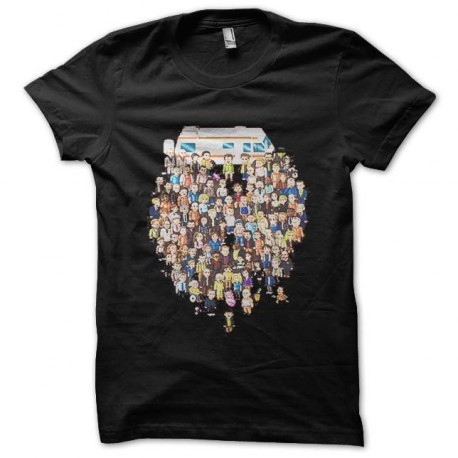 tee shirt breaking bad famille