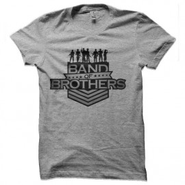 tee shirt band of brothers logo