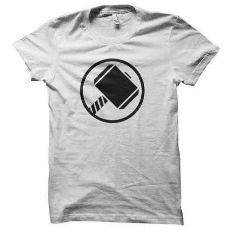 tee shirt marteau de thor