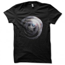 tee shirt captain american bouclier originel
