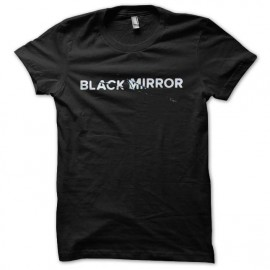 tee shirt black mirror