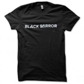 tee shirt black mirror