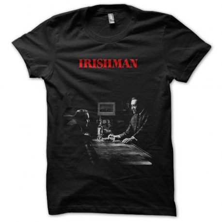 tee shirt the irishman trame