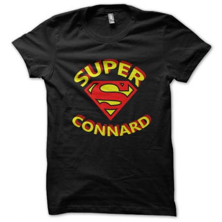 tee shirt super connard