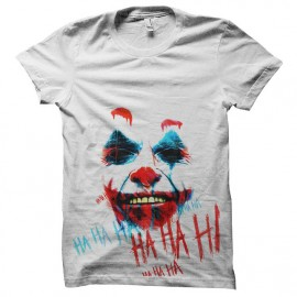 tee shirt the joker flu 2020