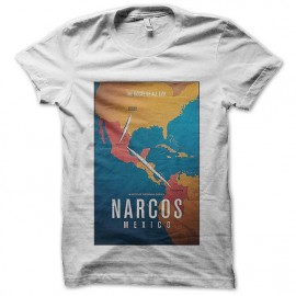 tee shirt narcos mexique