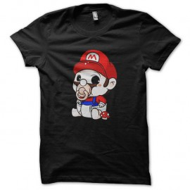tee shirt baby mario bros