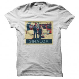 tee shirt sinaloa narcos mexique