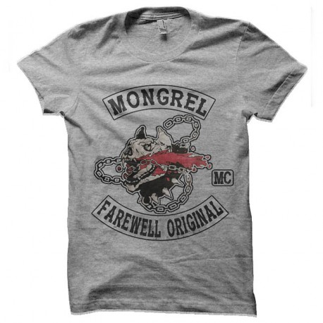 tee shirt days gone mongrel original