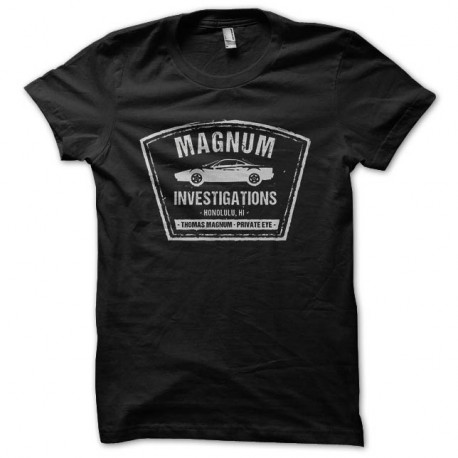 tee shirt thomas magnum investigation